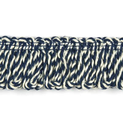 Rope Loop Fringe / Navy PT85000.1