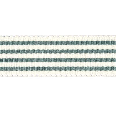 Summer Stripe Braid / Aqua PT85011.1